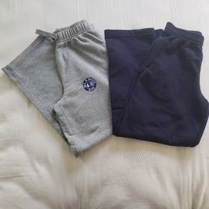 Boys sweatpants size 7